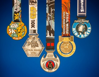 Star Wars™ Finisher Medals